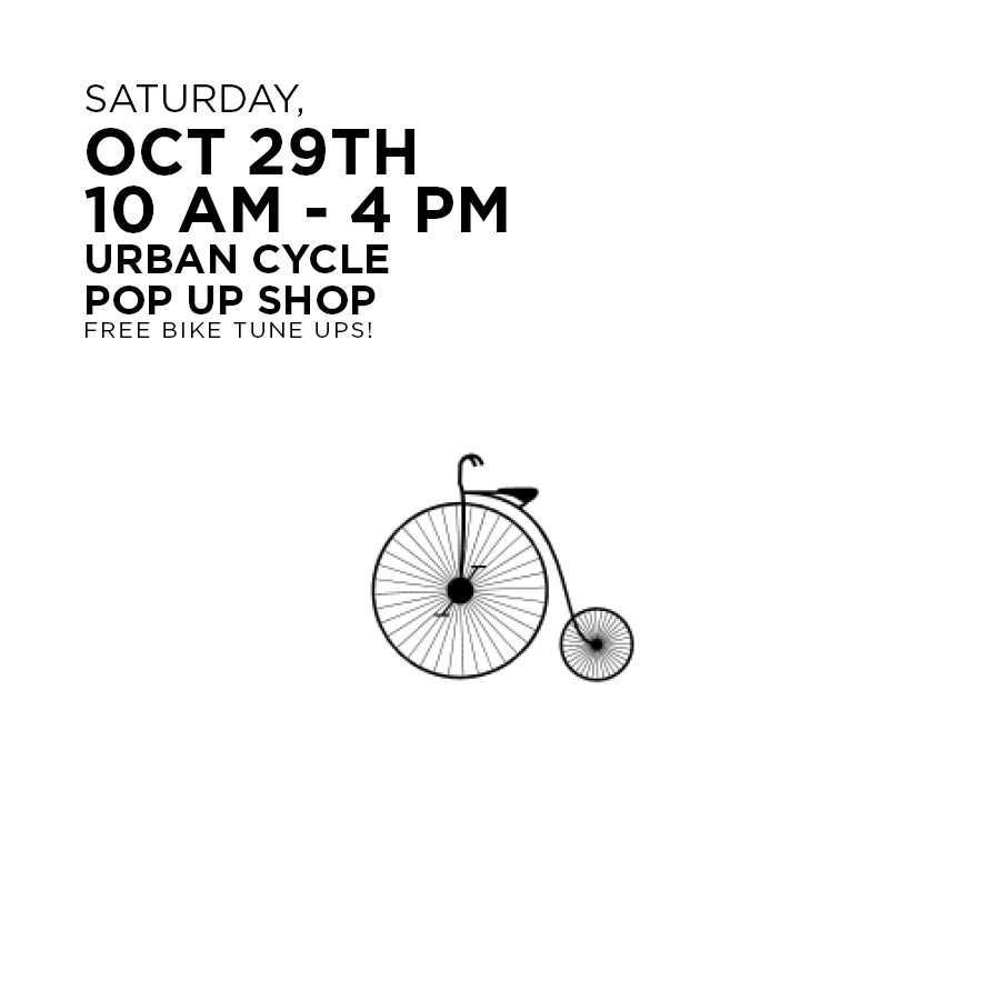 Urban Cycle Pop Up: Organic Acres