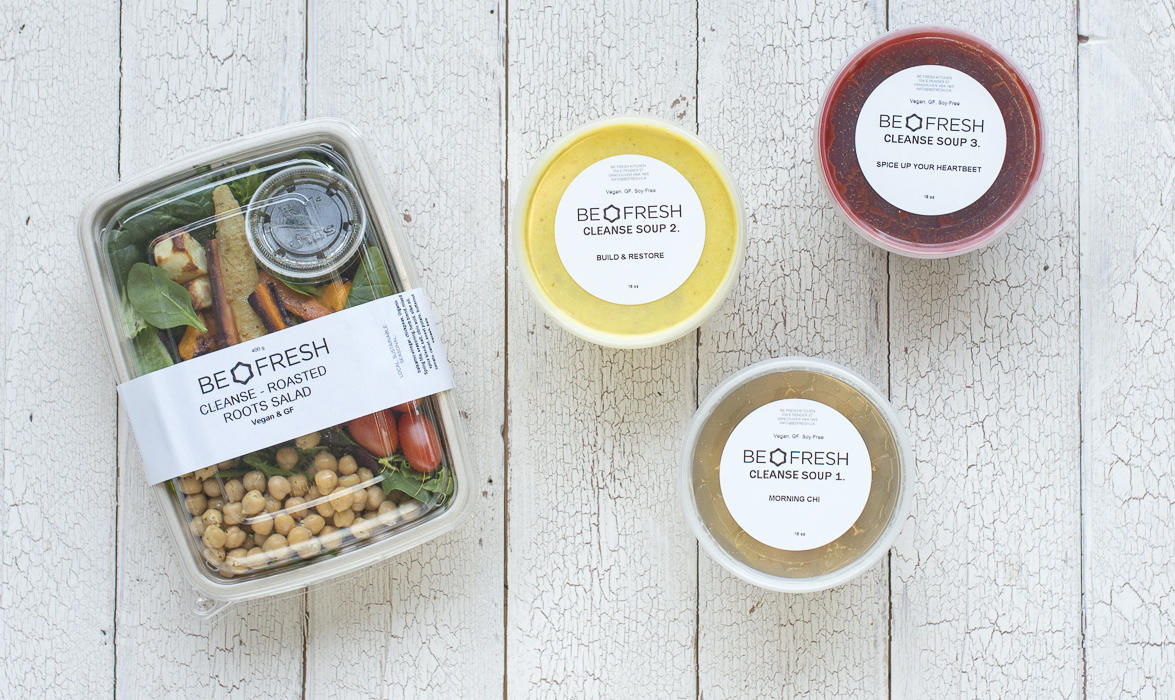 The Perfect Holiday Recovery: A Be Fresh Soup Cleanse