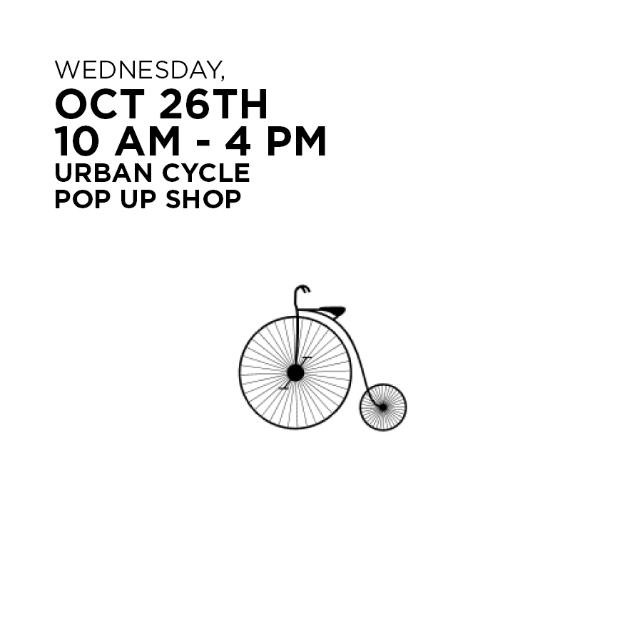 Urban Cycle Pop Up: Kitsilano