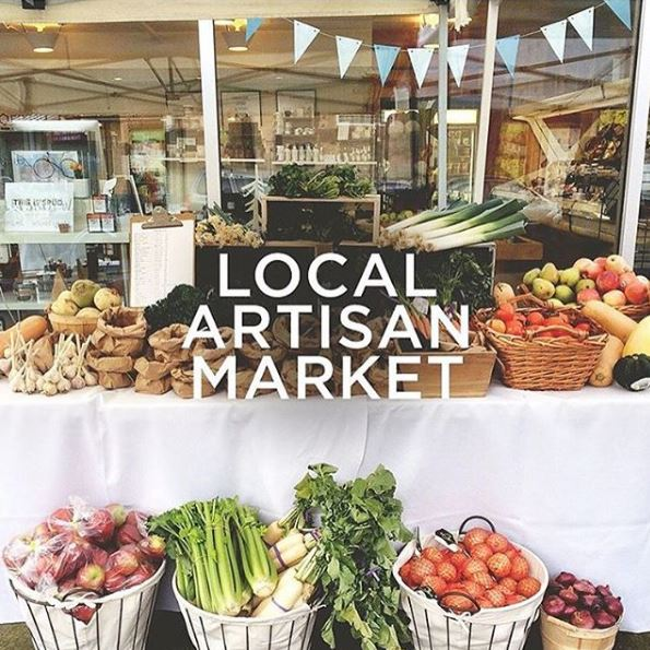Local Artisan Market – July 21st