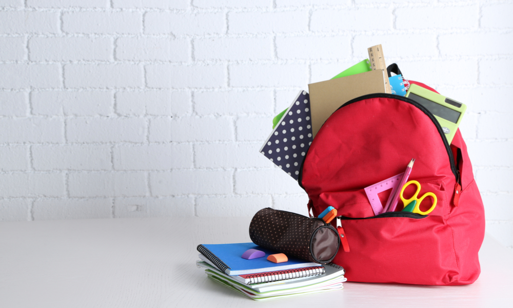 Clean Out Your Drawers – We're Having A Back To School Bin Drive!