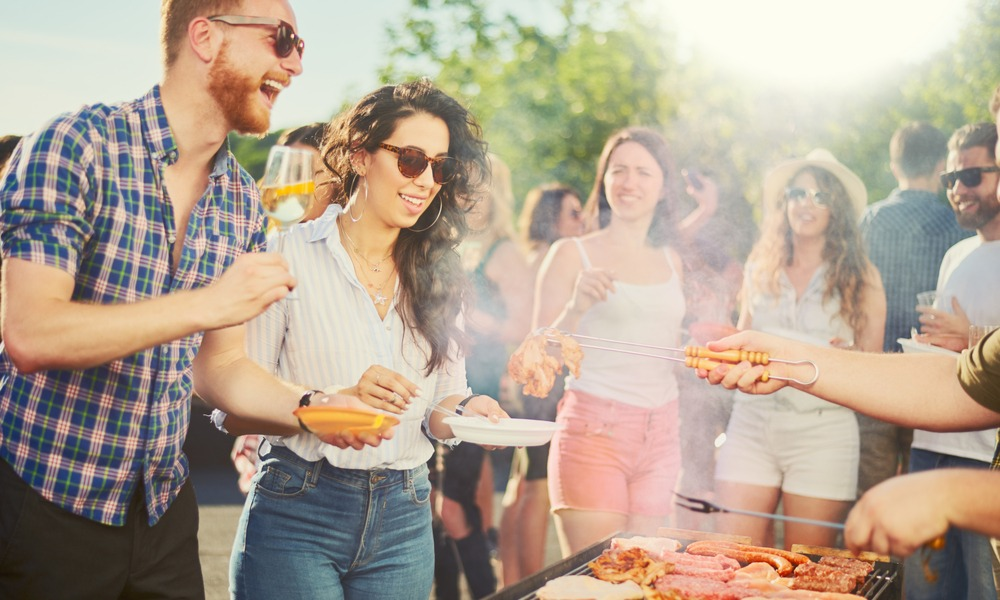 Join Us For A Backyard BBQ + Night Market This Summer!